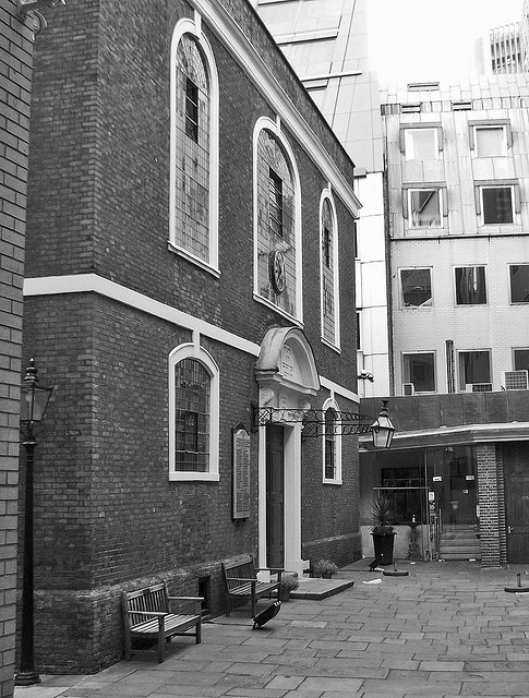 Bevis Marks Synagogue, Whitechapel